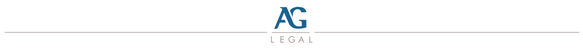 Separator with Logo | AG Legal